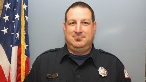 Firefighter Scott Willis